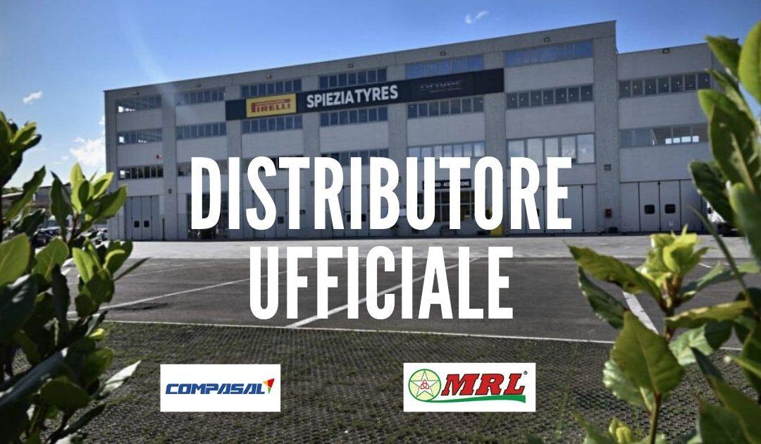 distributore esclusivo pneumatici compasal in italia