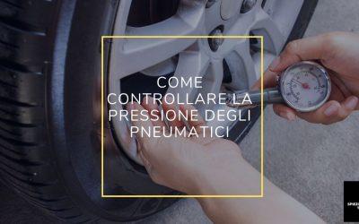 Viaggiare in sicurezza: come controllare la pressione degli pneumatici in estate